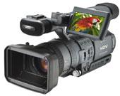Sony HVR-Z1U HDV Camera
