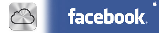 Apple iCloud and Facebook