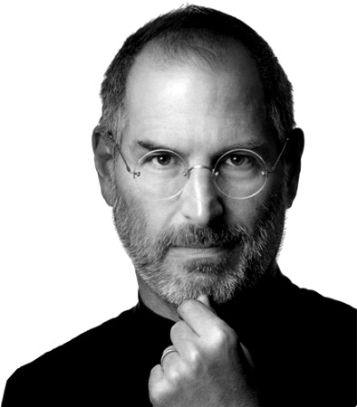 Steve Jobs portratir