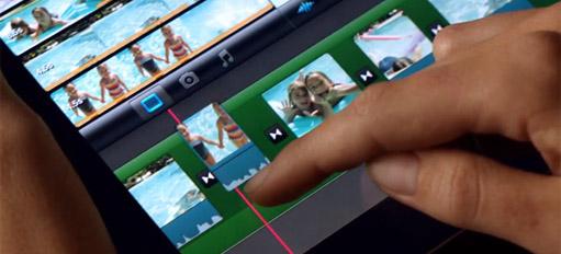 Apple TV Ad - iPad 2 - iMovie